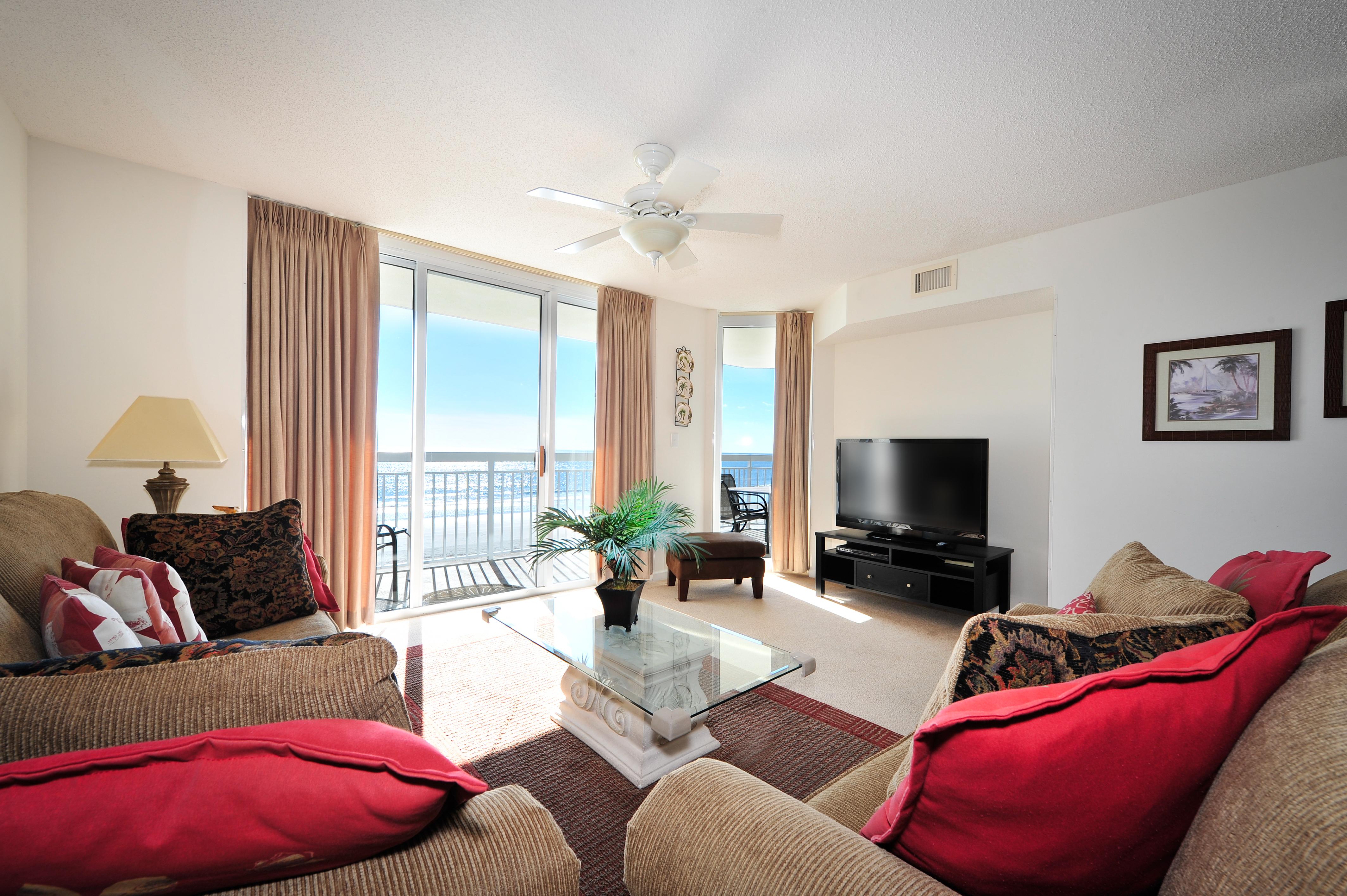 myrtle condo bedroom three villas rentals myrtlewood beach