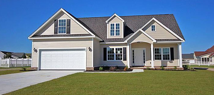 New Construction Homes in Keighley Estates