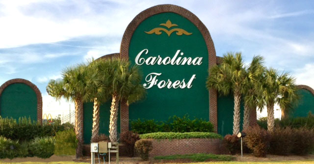Carolina Forest Homes for Sale