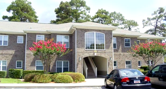 Willow Greens Condos in Conway SC