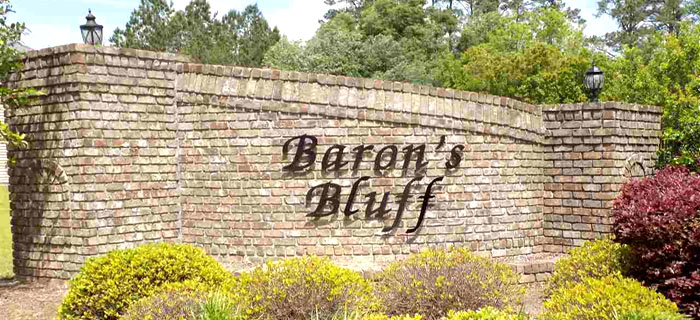 Homes for Sale in Baron's Bluff, Conway