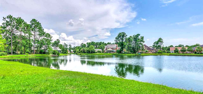 Homes for Sale with a Water View in Conway