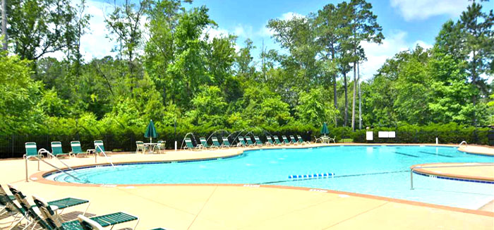 Pool at Heritage Preserve in Conway