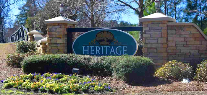 Homes for Sale in Heritage Preserve, Conway