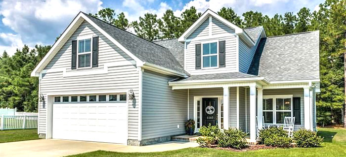 Rivertown Row Home, Conway SC