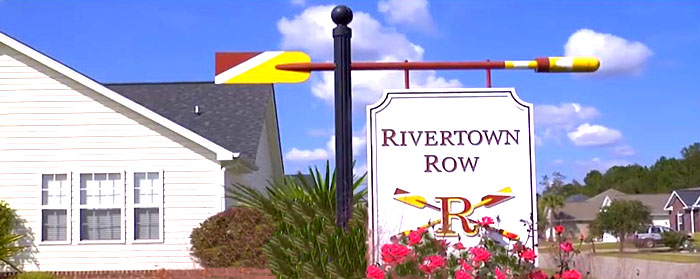 Homes for Sale in Rivertown Row, Conway SC