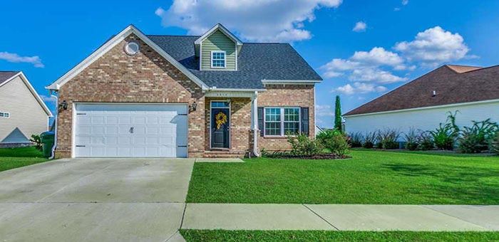 Tiger Grand Homes in Conway