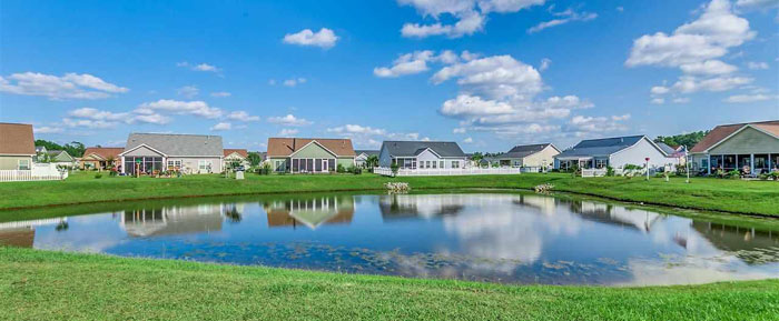 Homes for Sale with Water Views in Tiger Grand, Conway