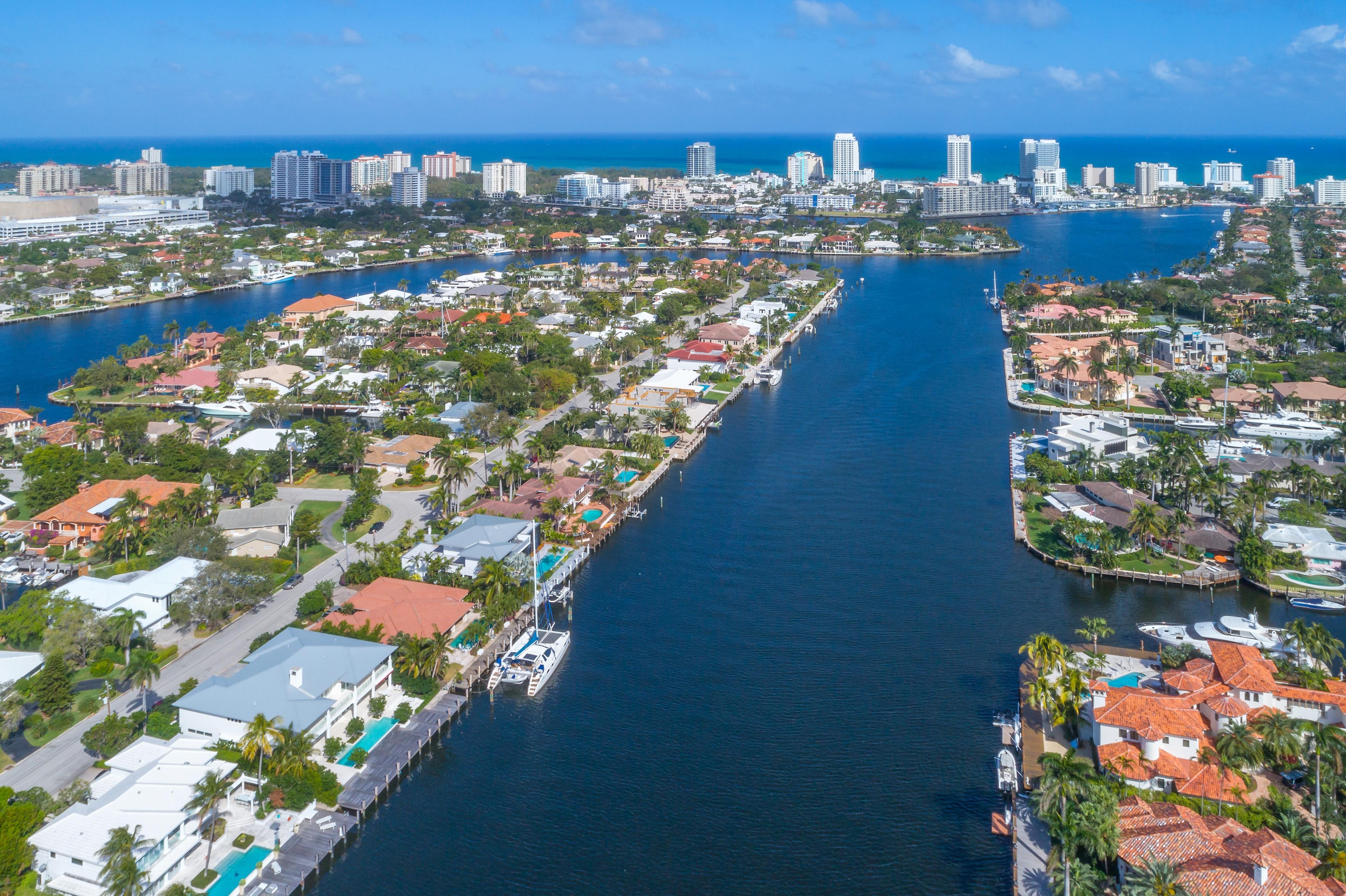Lauderdale Canals