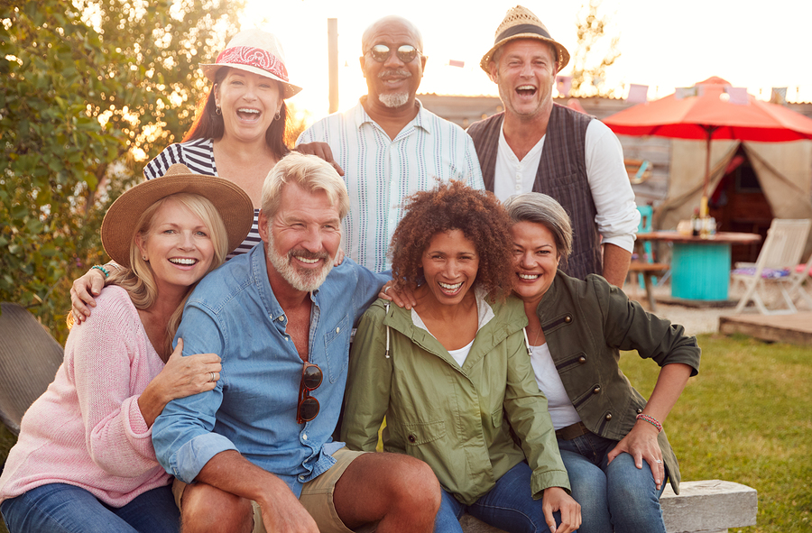 Find fun and friends near Falcon homes.
