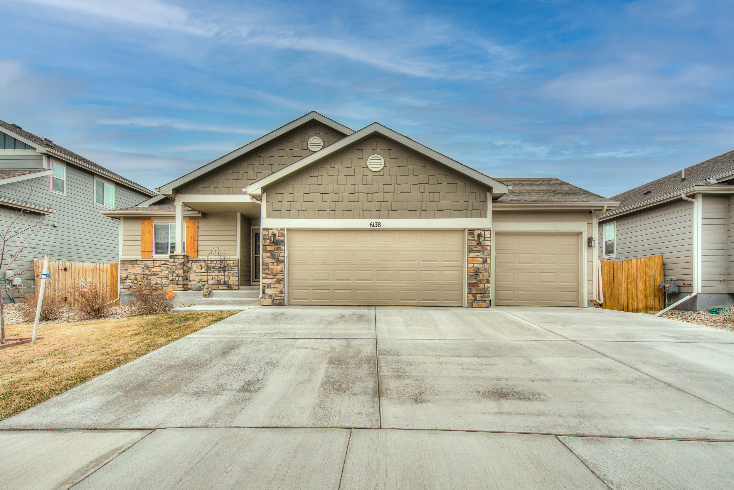Like New Ranch Style Home