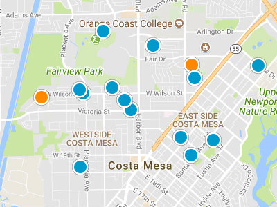 Costa Mesa Homes For Sale | Real Estate & Beach Homes For