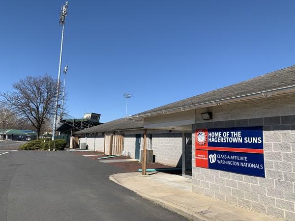 Hagerstown Suns Stadium