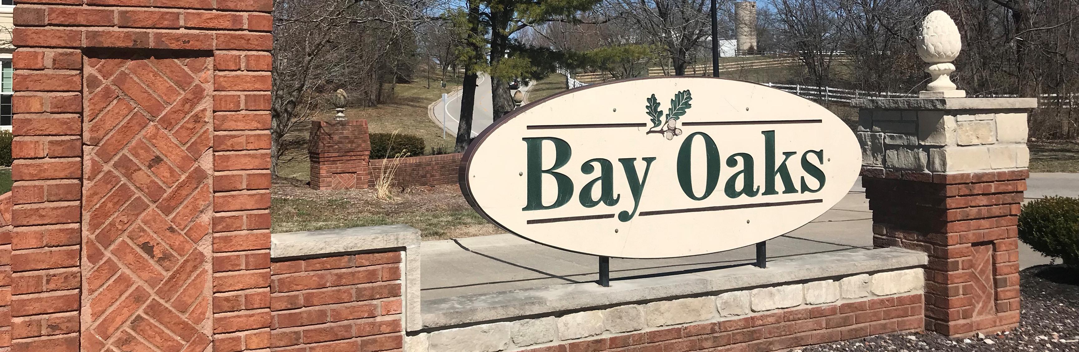 Bay Oaks Subdivision, Lake St. Louis, MO