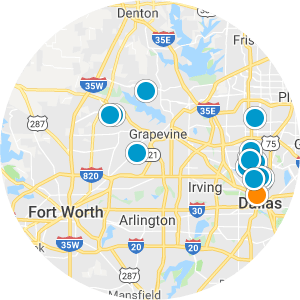 Trophy Club Real Estate Map Search