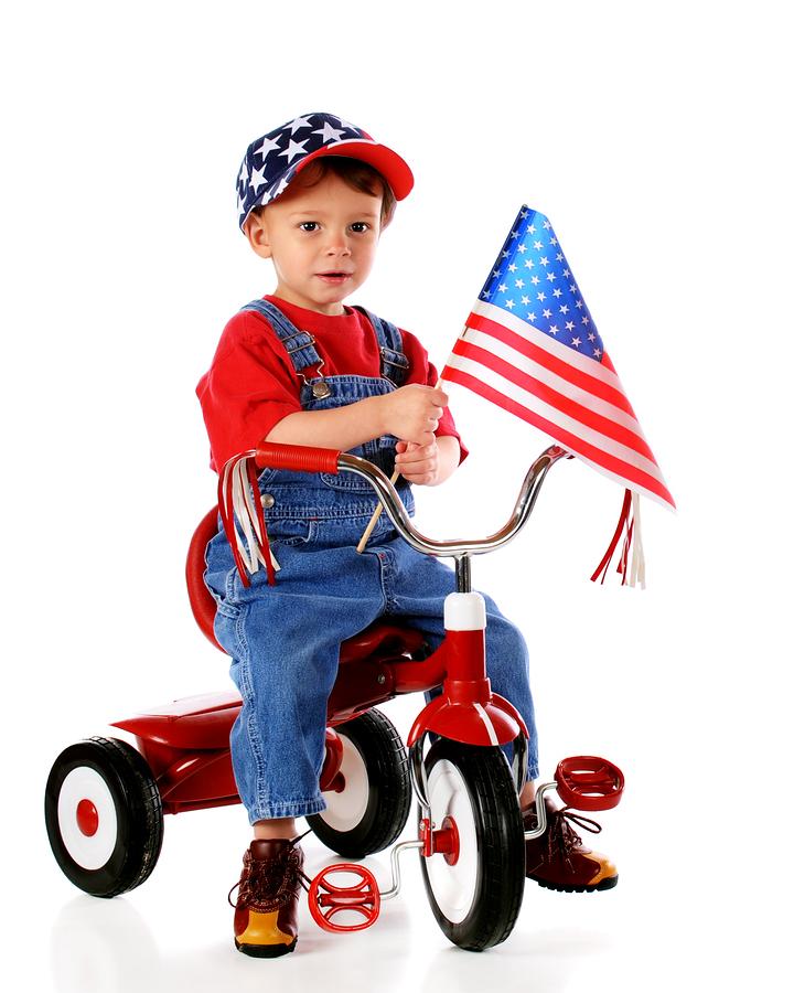 Patriots living in San Antonio celebrate July 4th.