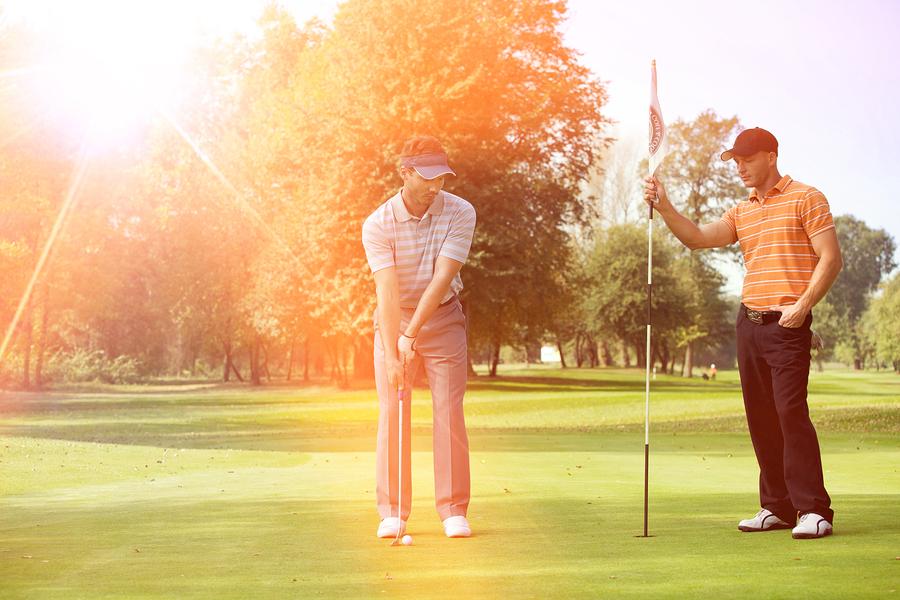 Play golf on eight San Antonio properties.