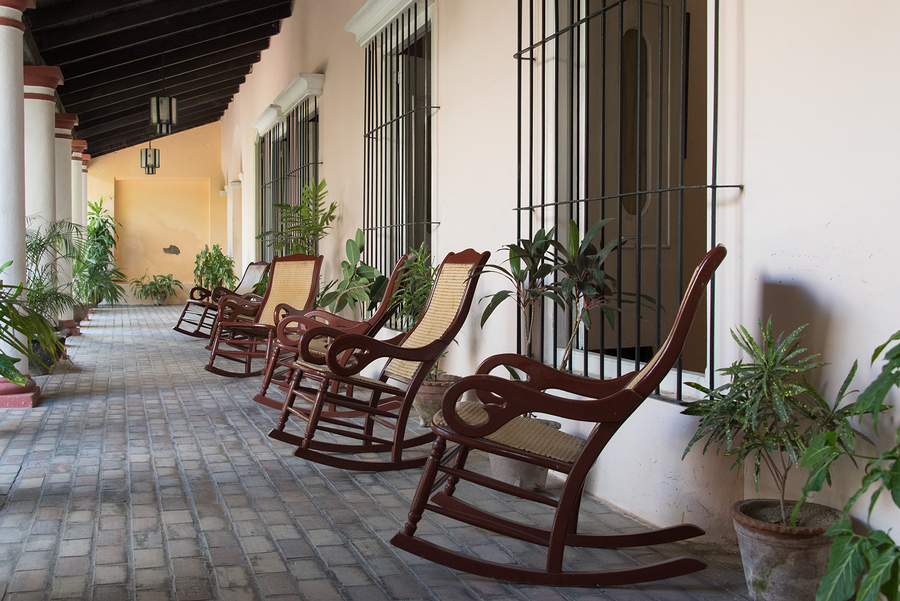 Visit Casa Navarro a historic San Antonio home.