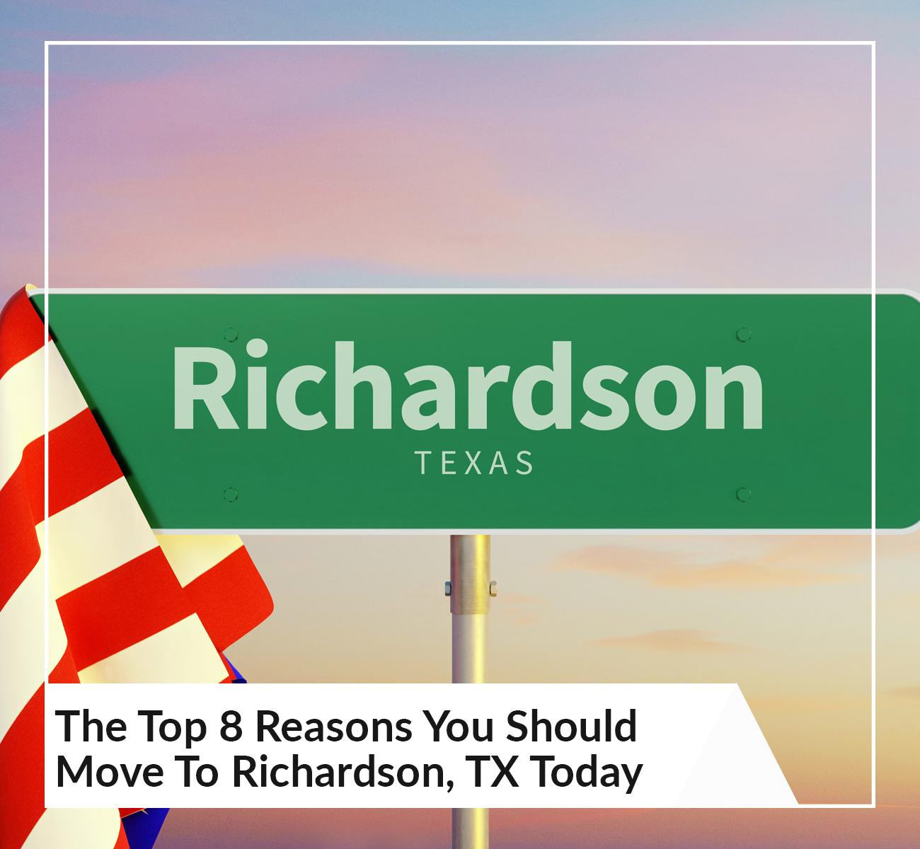Moving To Richardson TX