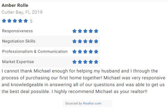 Michael Williams Reviews - Dallas Houses and Condos - Testimonial Realtor.com