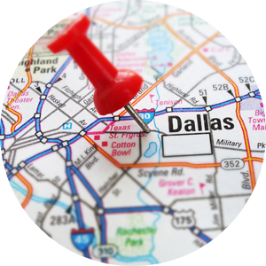 Dallas Houses and Condos Map Search