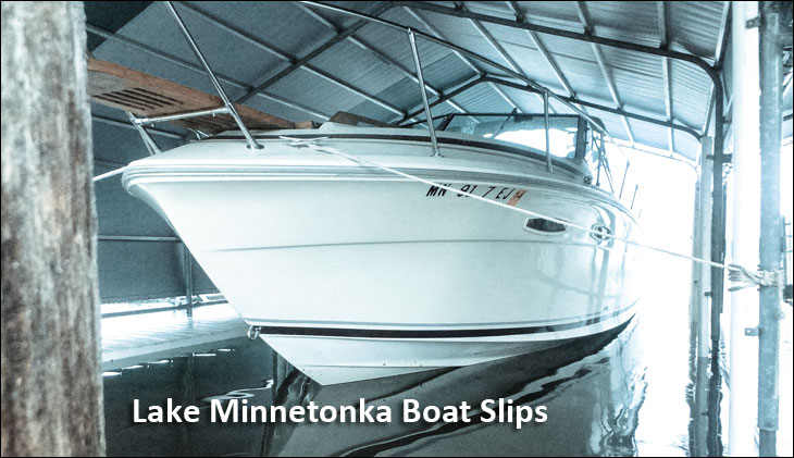 Lake Minnetonka Boat Slips