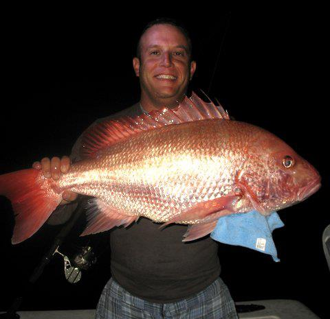 Palm Coast snapper fishing
