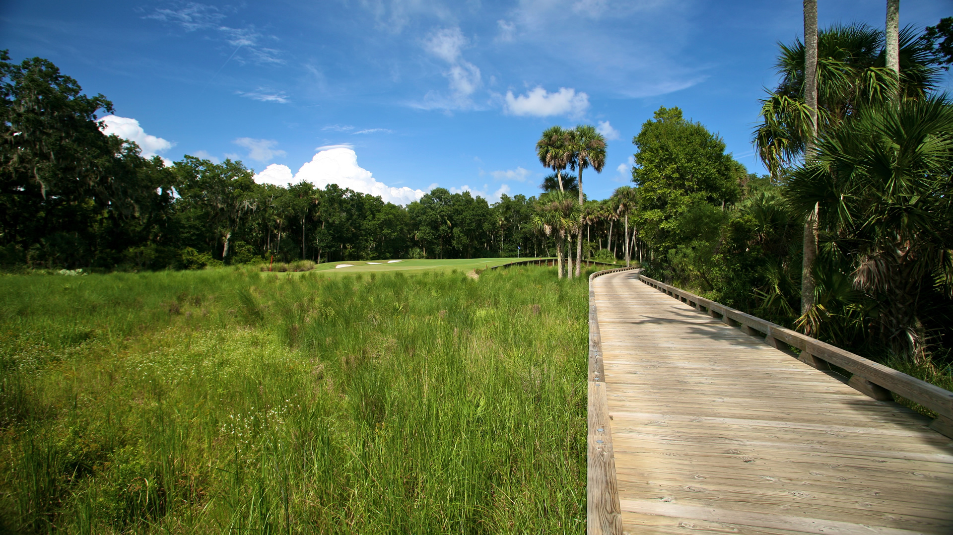 Creek Course at Hammock Dunes