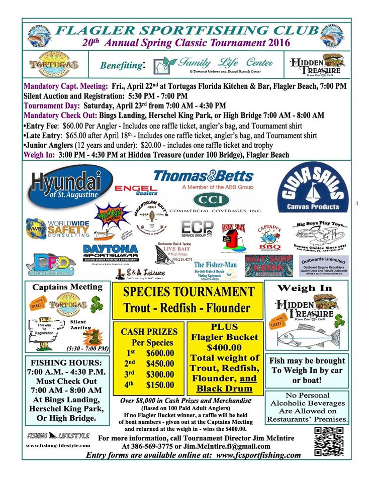 Flagler Fishing tournament