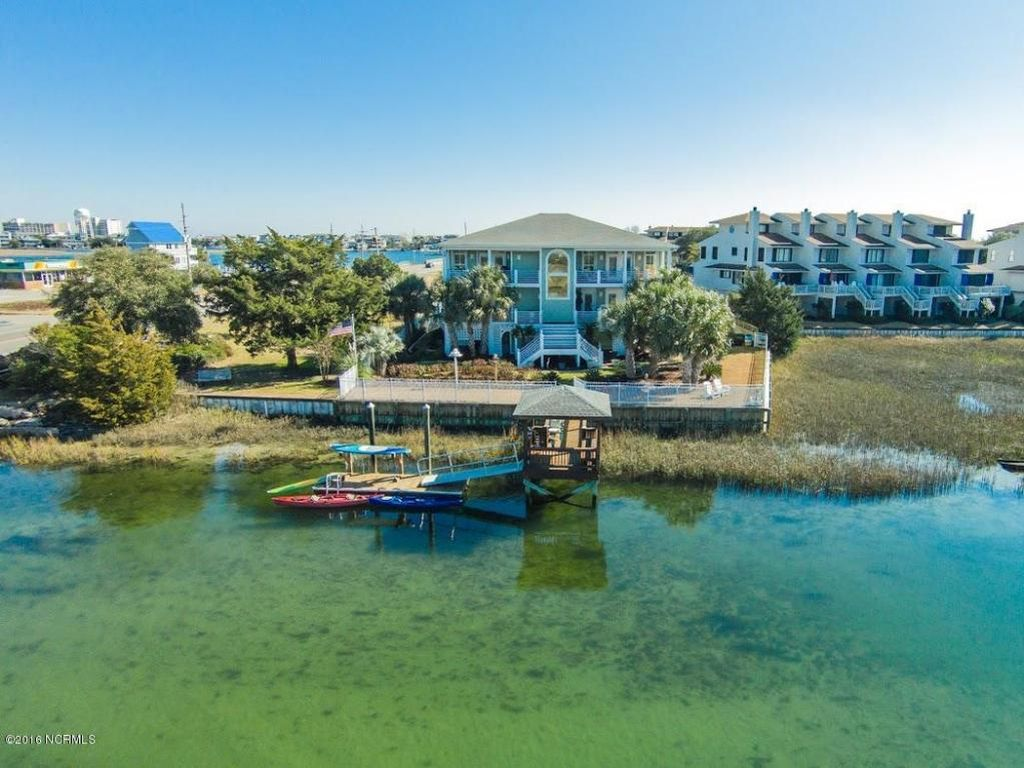 Harbor Island Wrightsville Beach Nc Real Estate