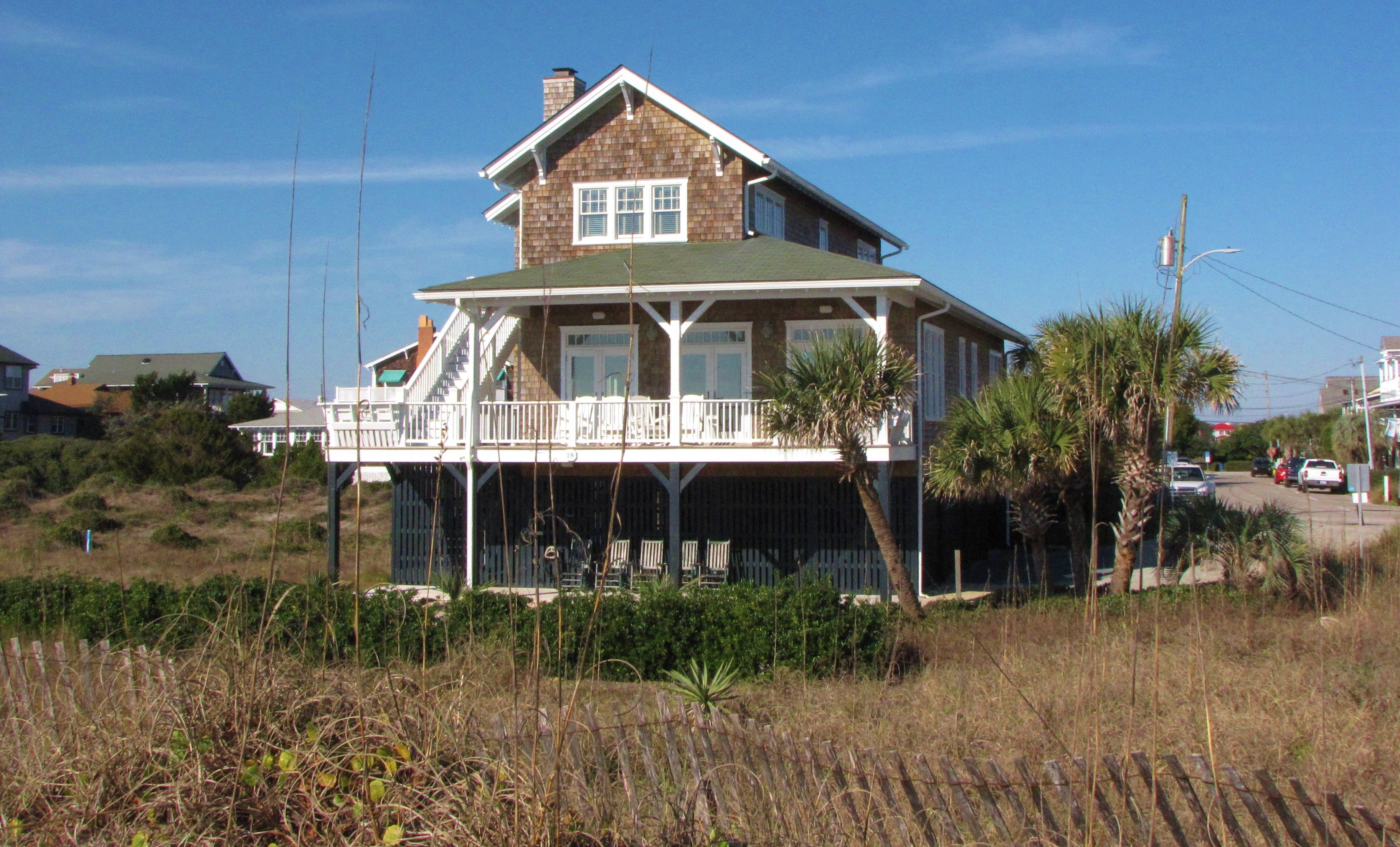 Wrightsville Beach Nc Oceanfront For