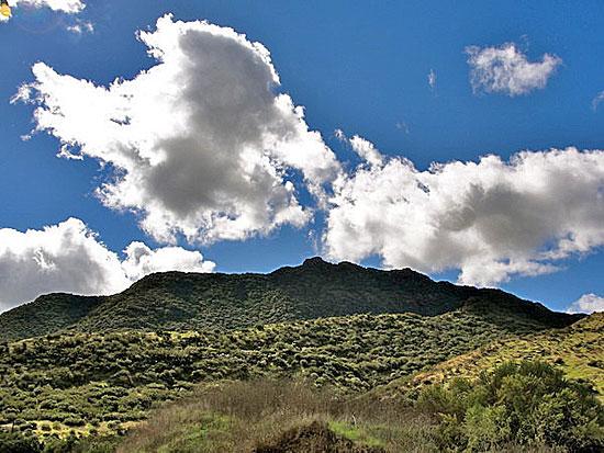 Agoura Hills Ladyface Mountain