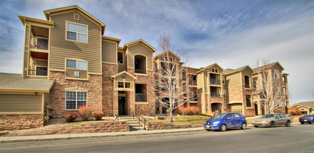 Blue Sky Condominiums in Vista Ridge, Erie Colorado