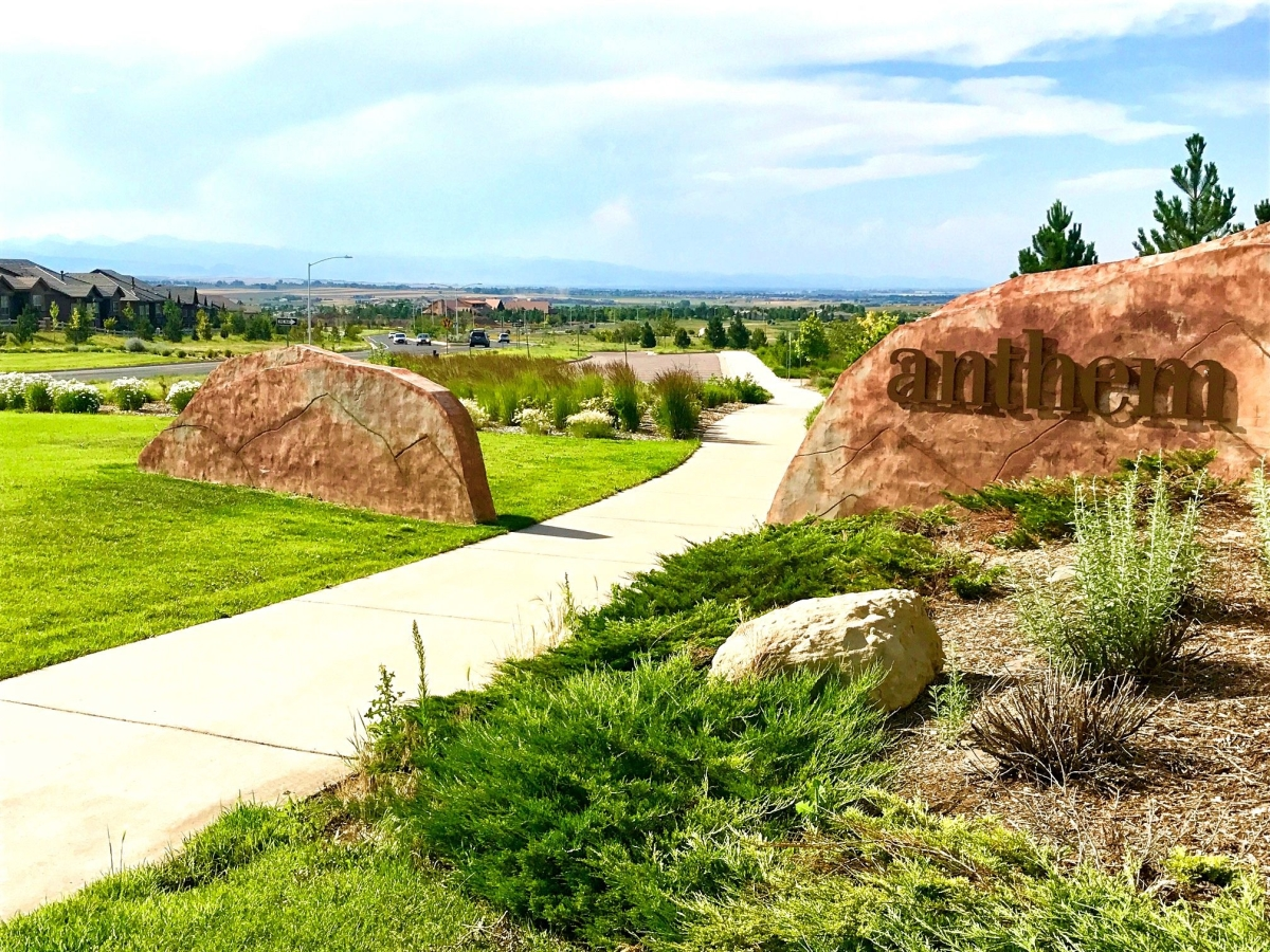 Anthem Heights Homes For Sale Broomfield Co David