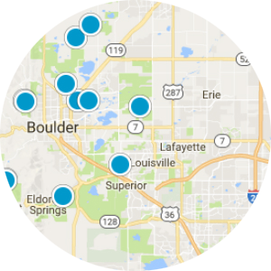 Erie Real Estate Map Search