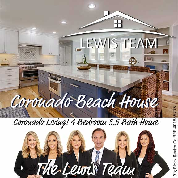 Coronado Real Estate by Dawn Lewis