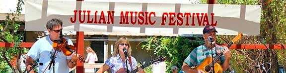 50th Annual Julian Music Festival