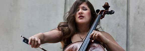 Alisa Weilerstein Plays Bach's Cello Suites