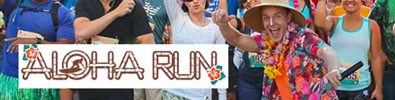 Aloha Run 2019 in San Diego