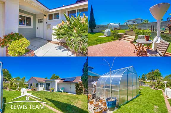 Bay Ho 4 Bedroom Home for sale on Moraga Avenue  by The Lewis Team