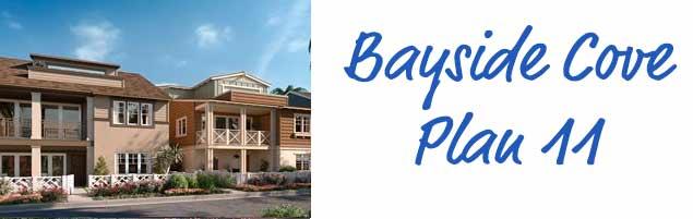 Bayside Cove Plan 11 Mission Beach San Diego