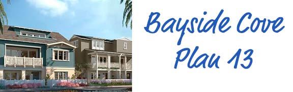 Bayside Cove Plan 13 Mission Beach San Diego