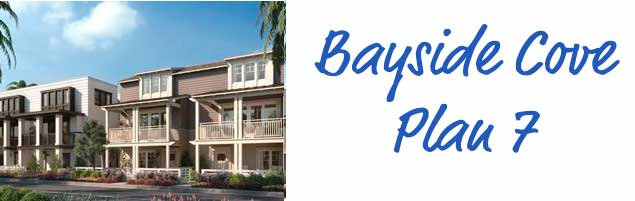 Bayside Cove Plan 7 Mission Beach San Diego