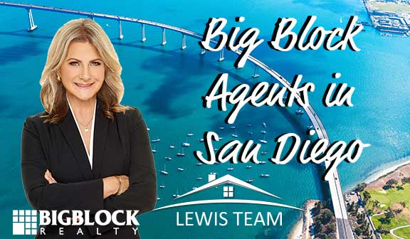 Big Block Agents in San Diego