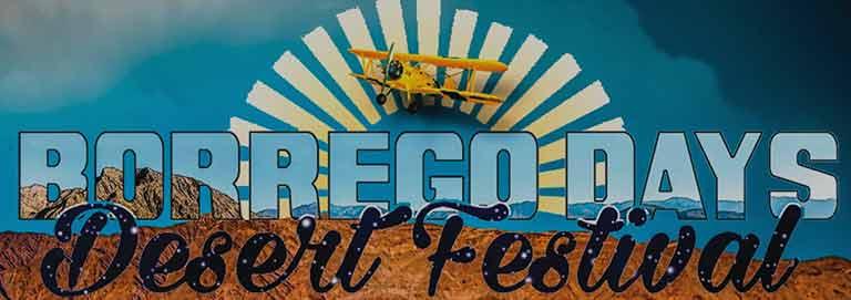 Borrego Days Desert Festival San Diego County 2019