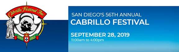 Cabrillo Festival San Diego California 2019