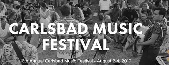 Carlsbad Music Festival 2019 August San Diego