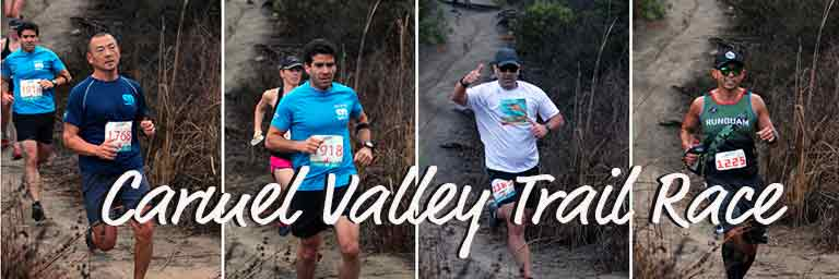 Carmel Valley Trail Race 2019