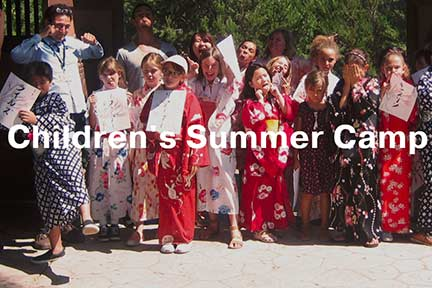 Children's Summer Camp San Diego 2019 July Event