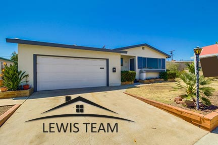Clairemont Mesa East 4 Bedroom Home